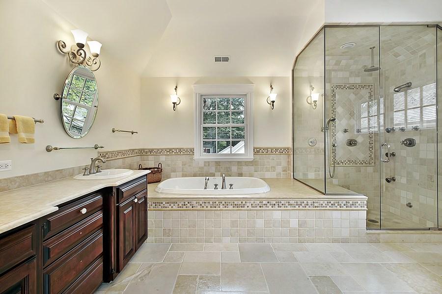 Master Bath Remodel Images