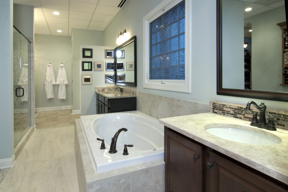 Master Bathroom Design Ideas 2012
