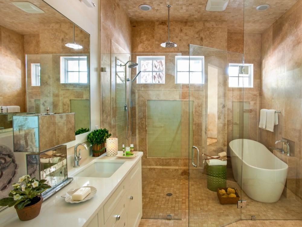 Master Bathroom Design Ideas 2014