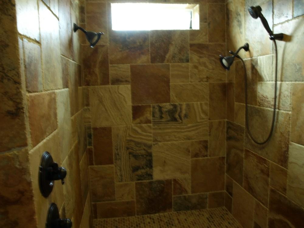 Master Bathroom Double Shower Ideas