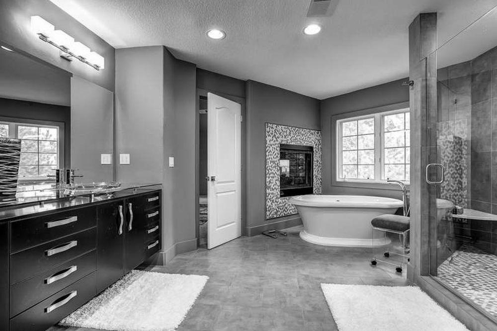 Master Bathroom Ideas Grey