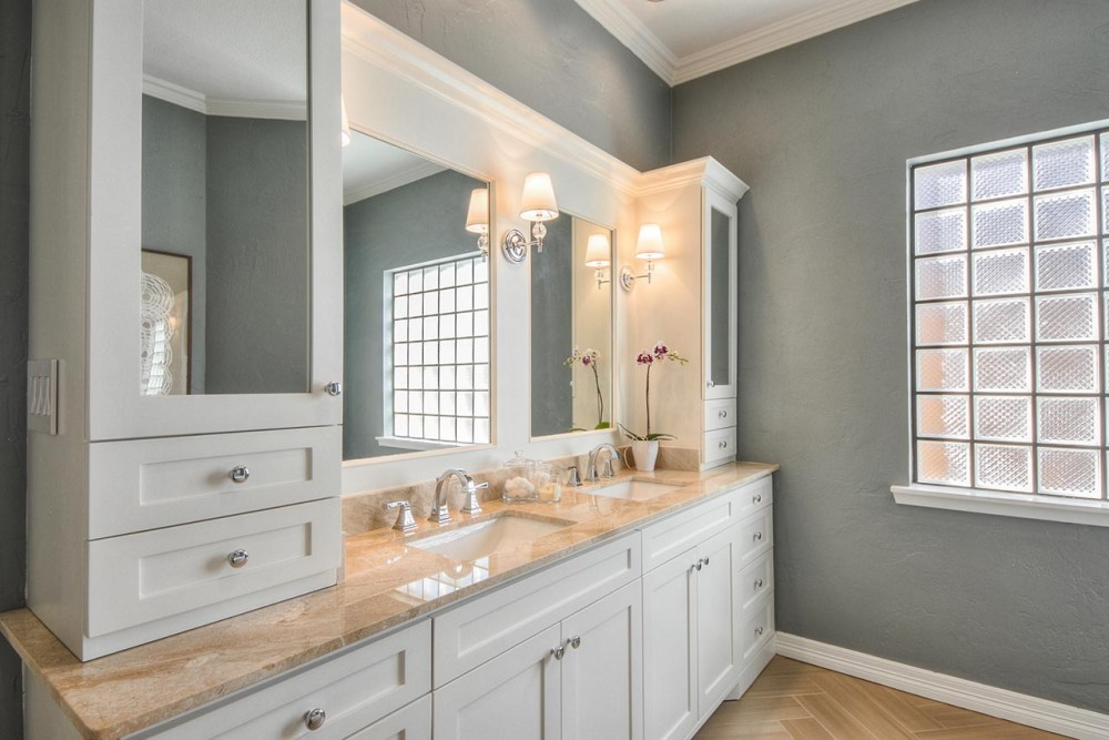 Master Bathroom Remodel Images