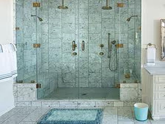 Master Bathroom Shower Design Ideas