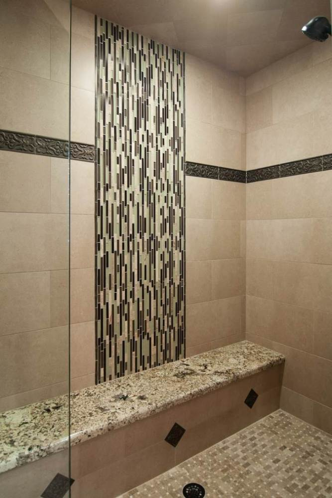 Master Bathroom Shower Tile Ideas