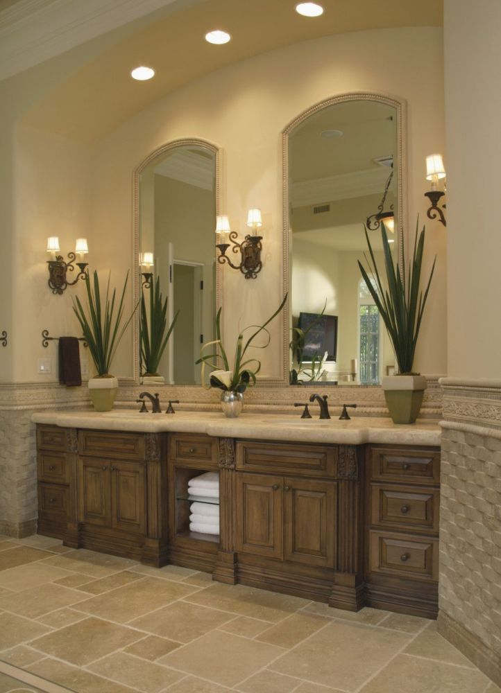 Master Bathroom Vanity Lighting Ideas
