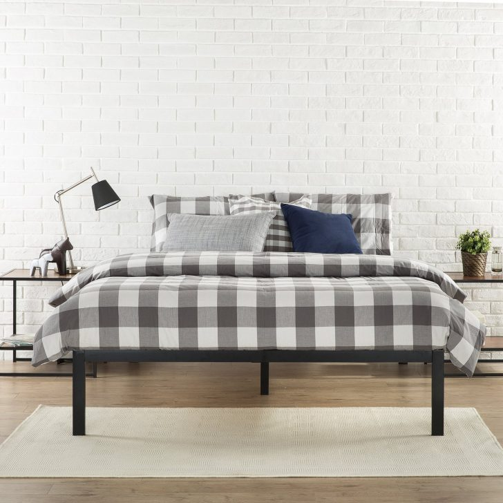Mattress Box Spring And Bed Frame Set