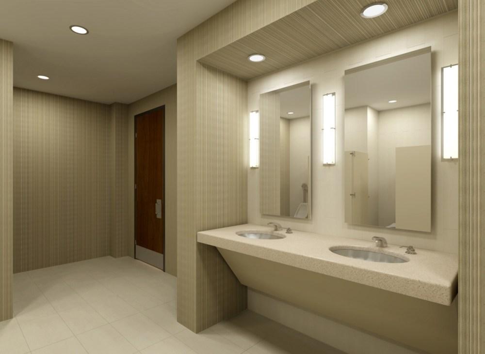 Medical Office Bathroom Ideas