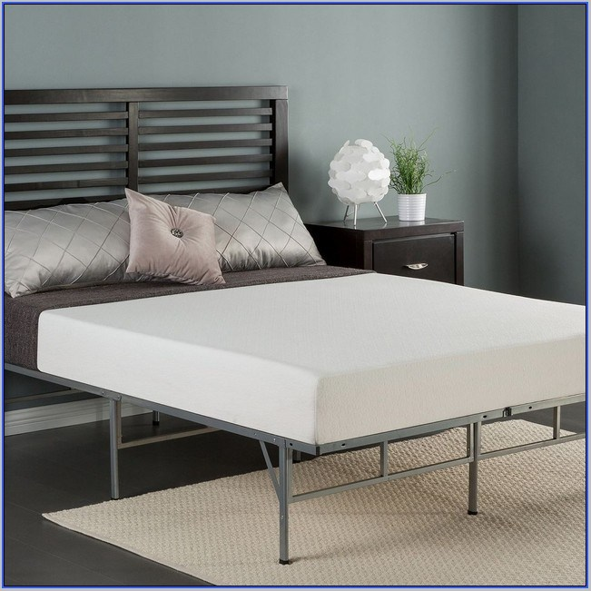 Memory Foam Bed Frame King