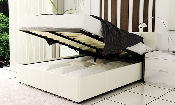 Memory Foam Bed Frame
