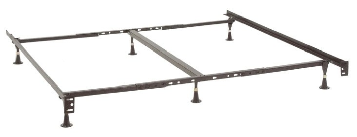 Metal Bed Frame California King