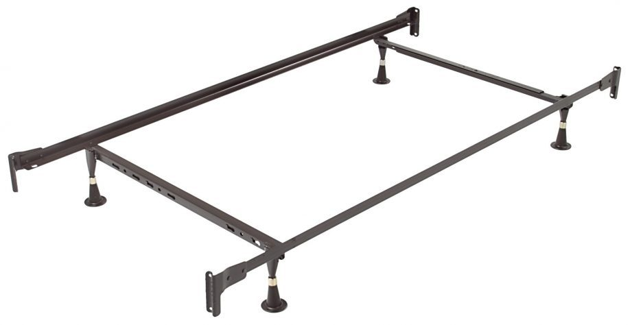 Metal Bed Frame Feet Home Depot