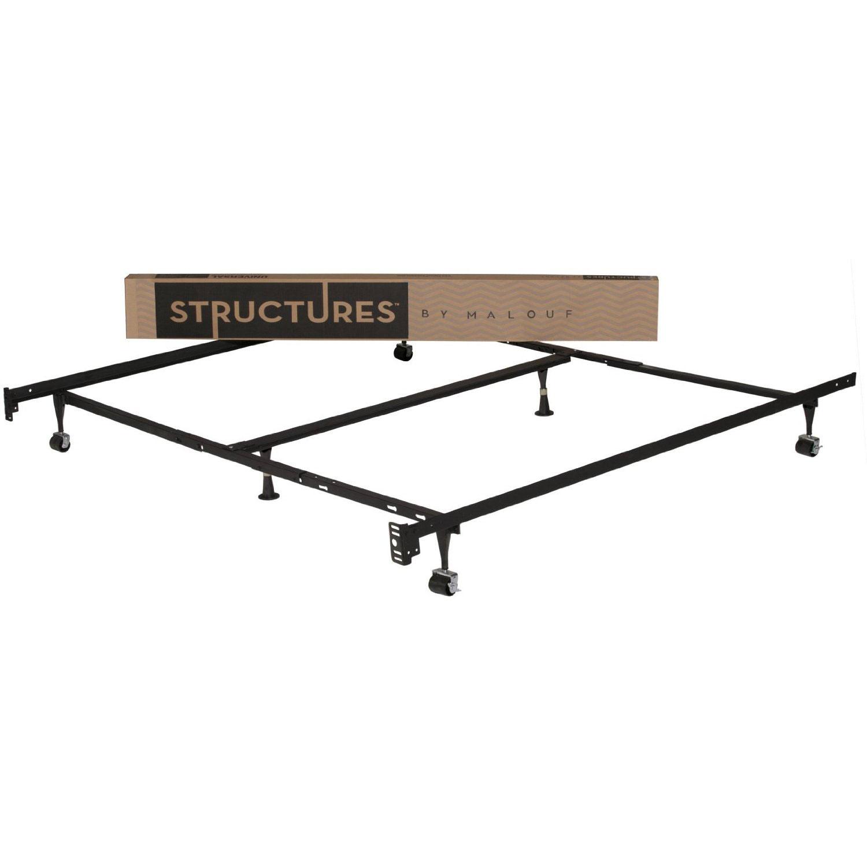 Metal Bed Frame Headboard Brackets