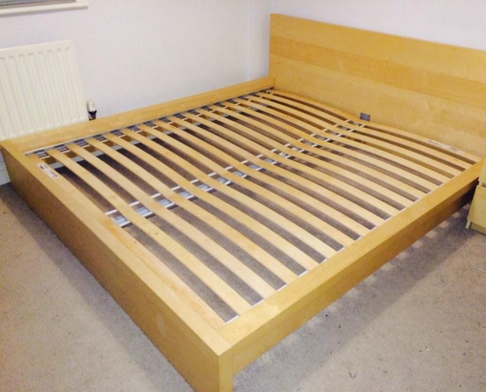 Metal Bed Frame King Ikea