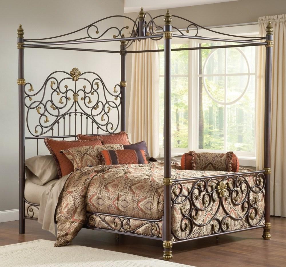 Metal Bed Frame Queen Cheap