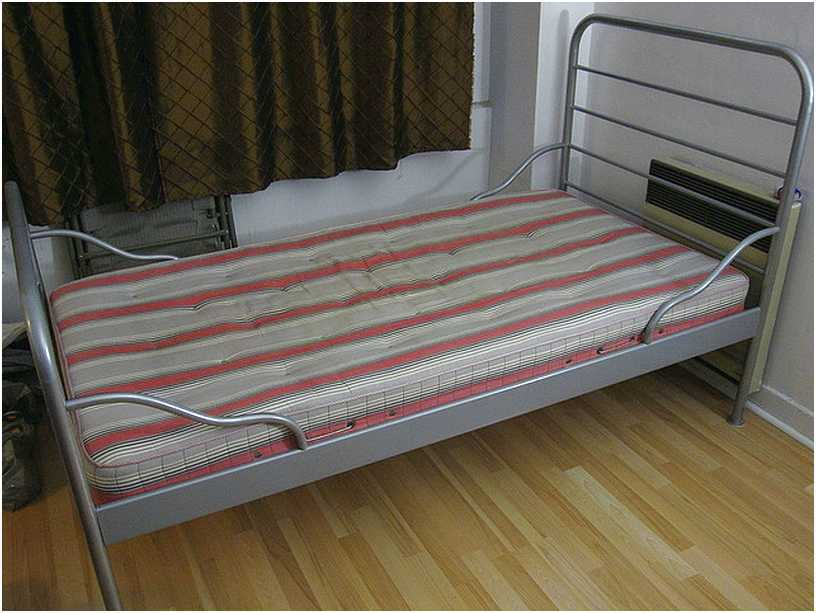 Metal Bed Frame Twin Ikea