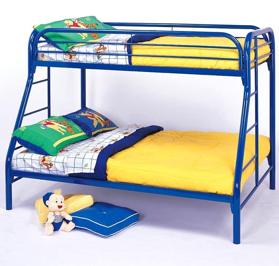 Metal Bunk Bed Frame