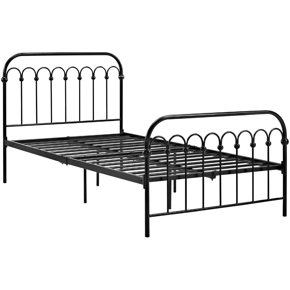 Metal Dorm Bed Frame