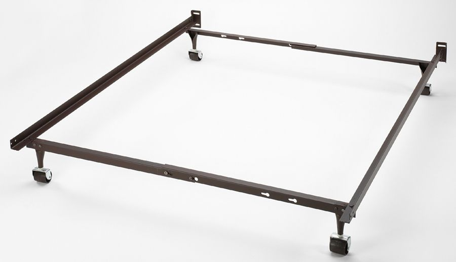 Metal Frame Bed Full