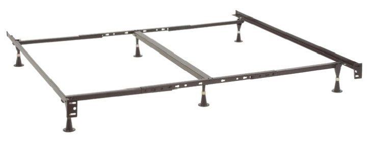 Metal Frame Bed King