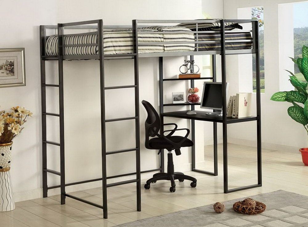 Metal Frame Bunk Beds For Adults