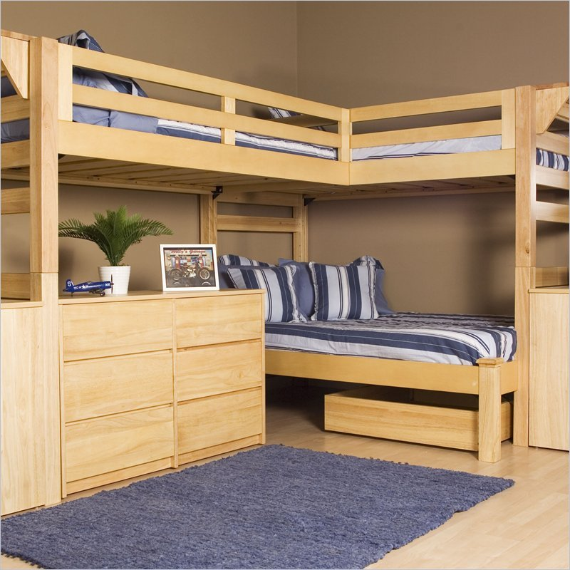 Metal Frame Bunk Beds Walmart