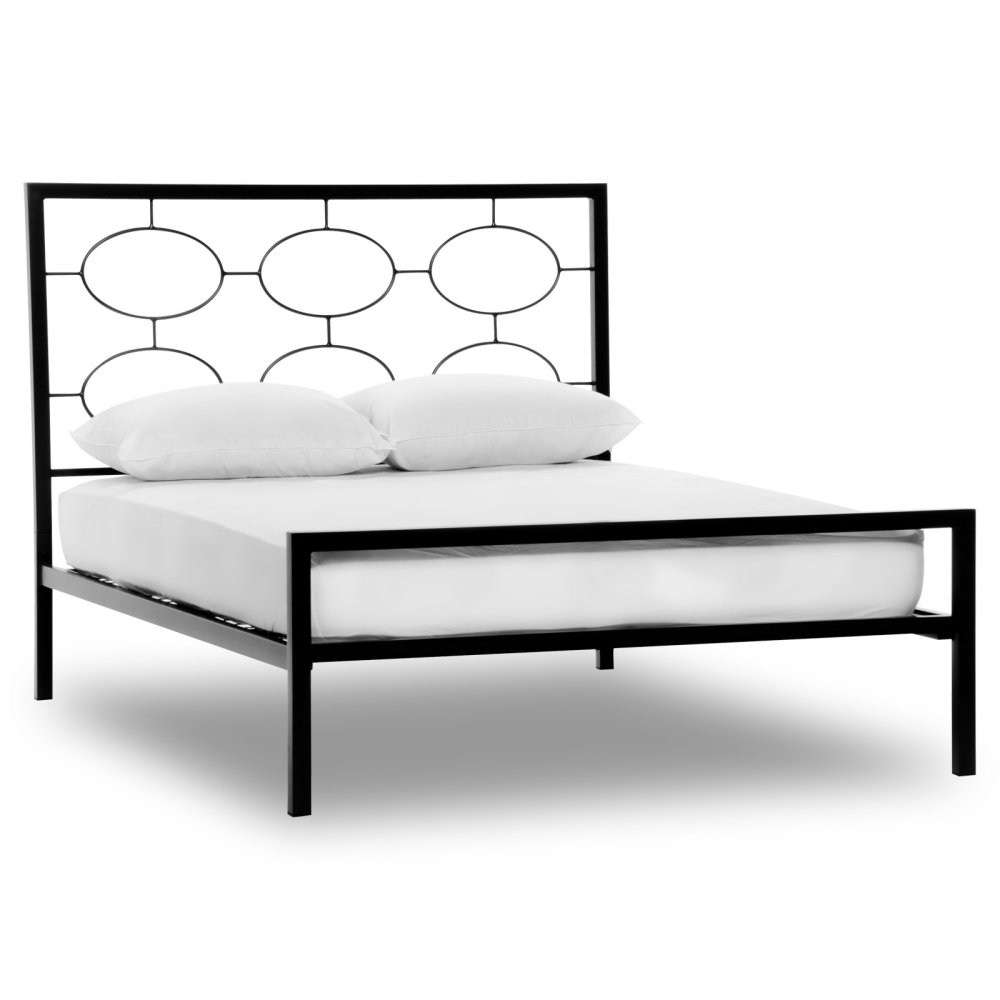 Metal Platform Bed Frame Full