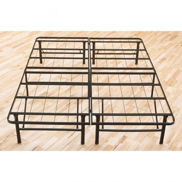 Metal Platform Bed Frame Walmart