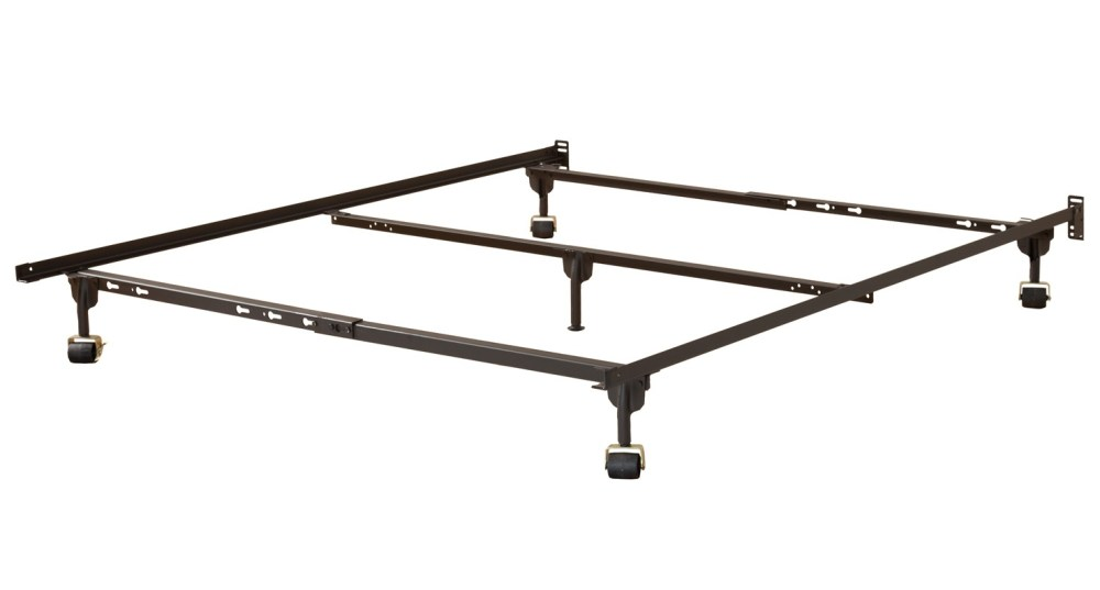 Metal Twin Bed Frame Assembly