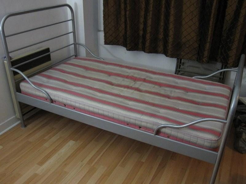Metal Twin Bed Frame Ikea