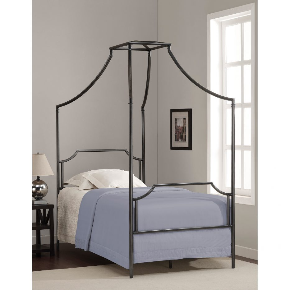 Metal Twin Bed Frame Used