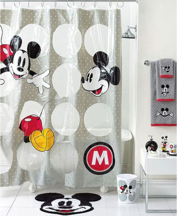 Mickey Mouse Bathroom Images