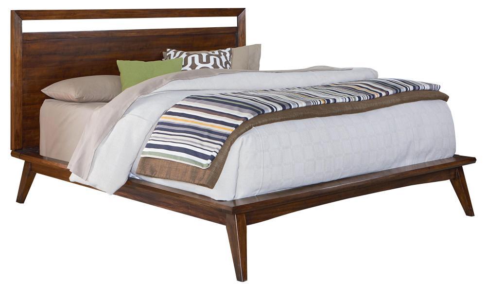 Mid Century Bed Frame Full