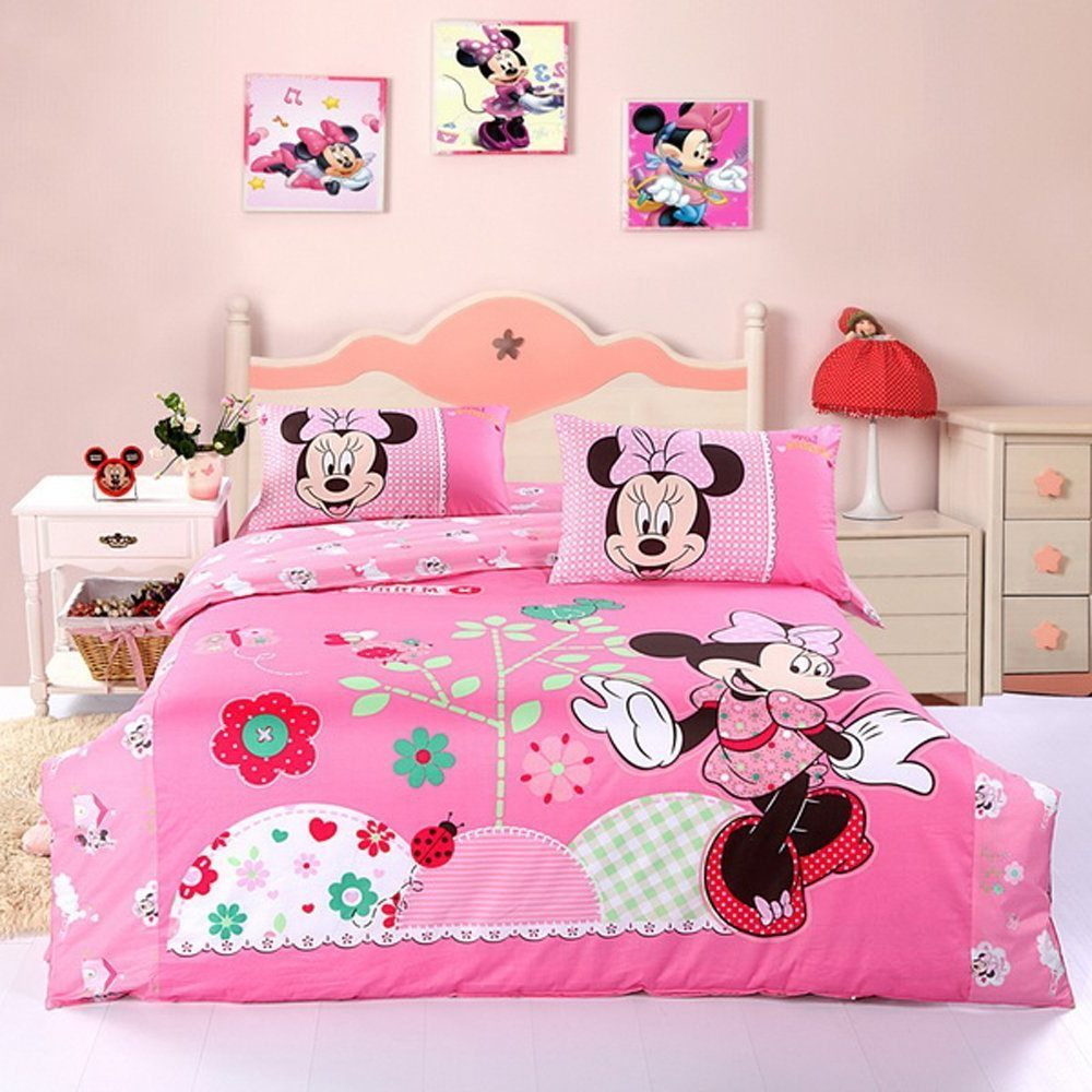 Minnie Mouse Bed Frame
