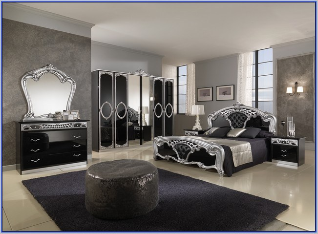 Mirrored Bed Frame Uk