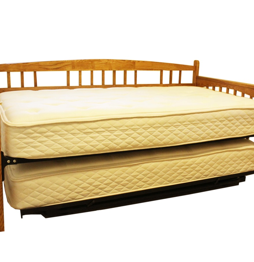 Mission Style Twin Bed Frame