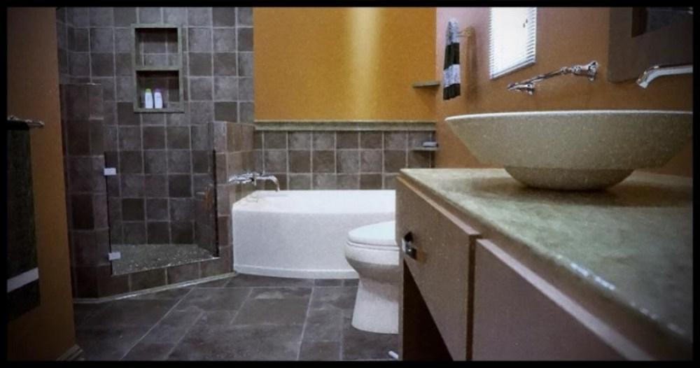 Mobile Home Bathroom Decorating Ideas