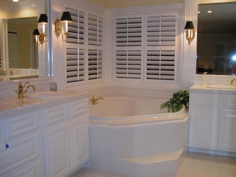 Mobile Home Bathroom Wall Ideas