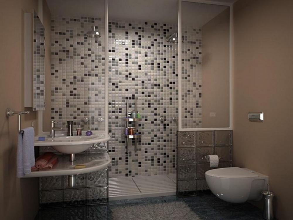 Modern Bathroom Ceramic Tile Designs