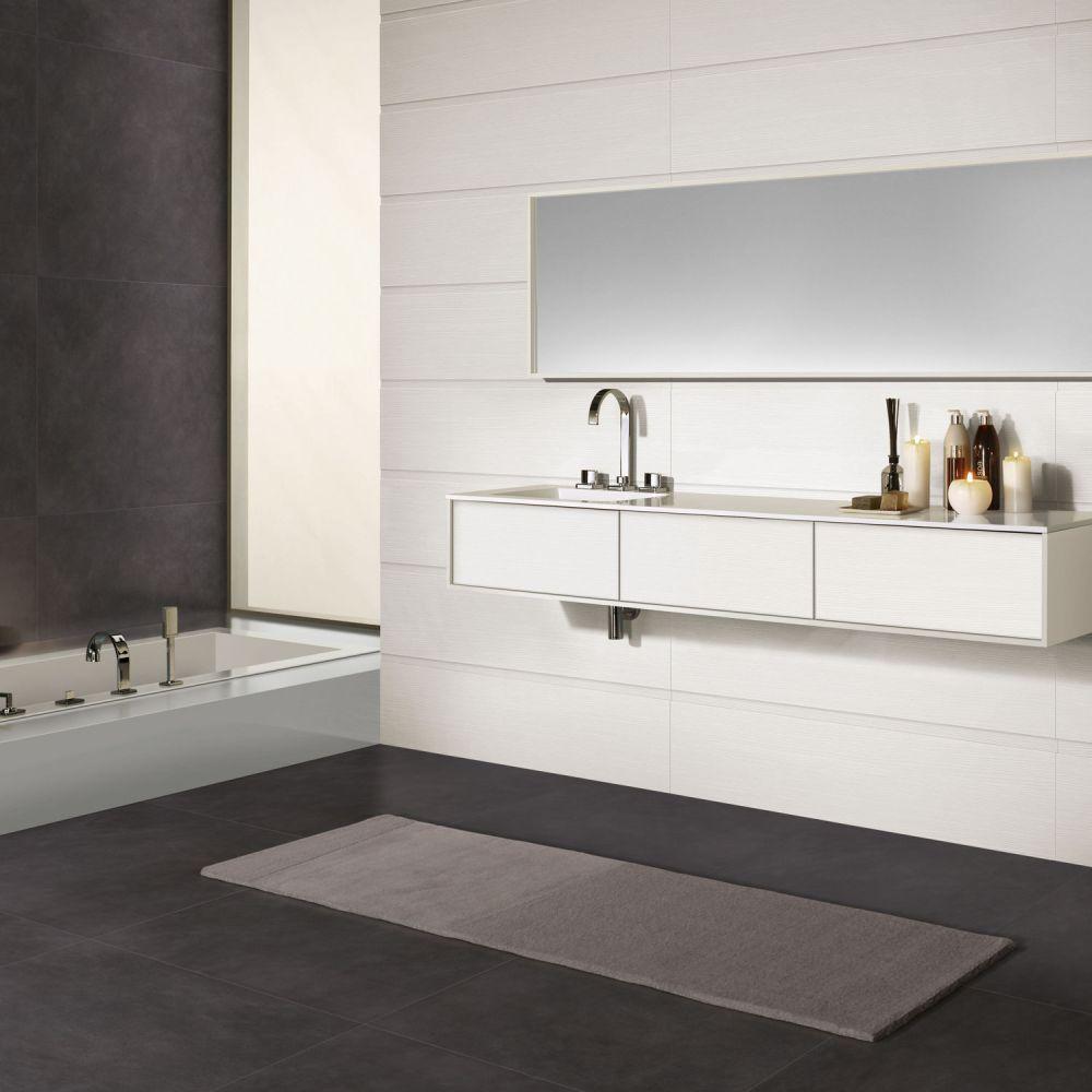 Modern Bathroom Floor Tile Designs
