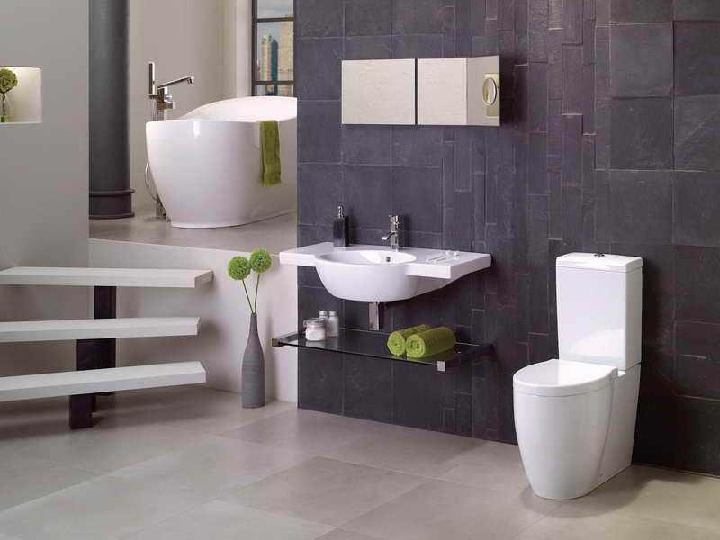 Modern Bathrooms Ideas Tiles