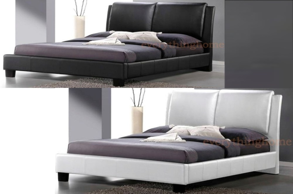 Modern Bed Frame Full