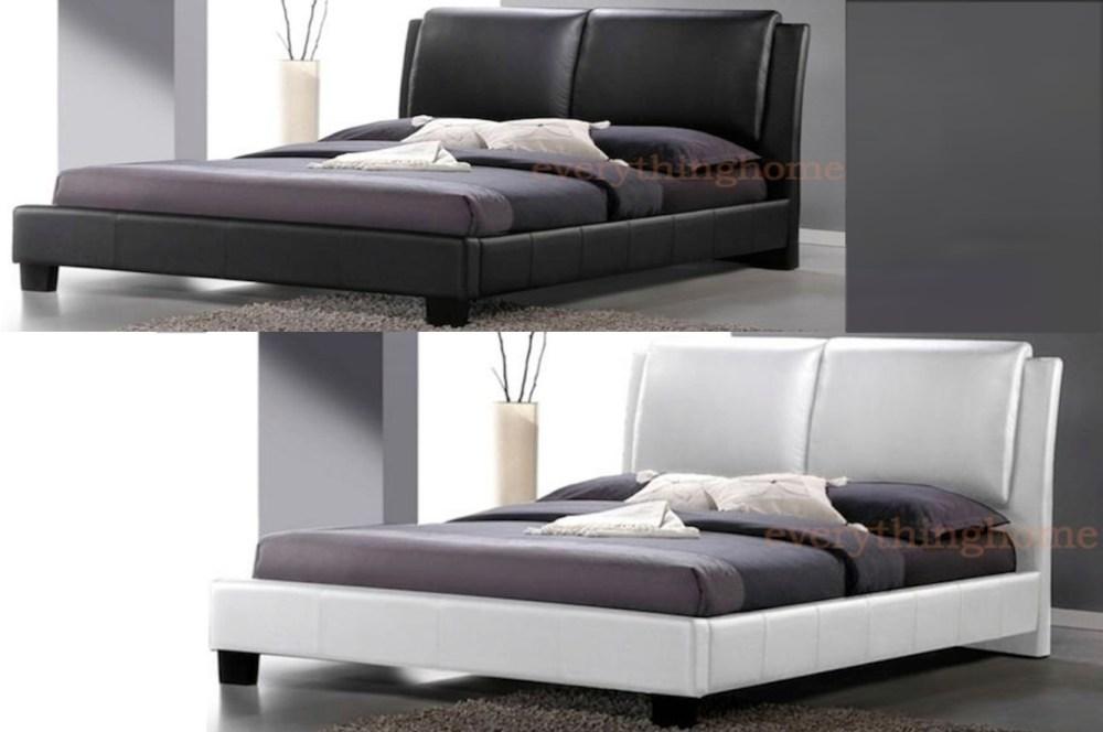 Modern Bed Frame Full