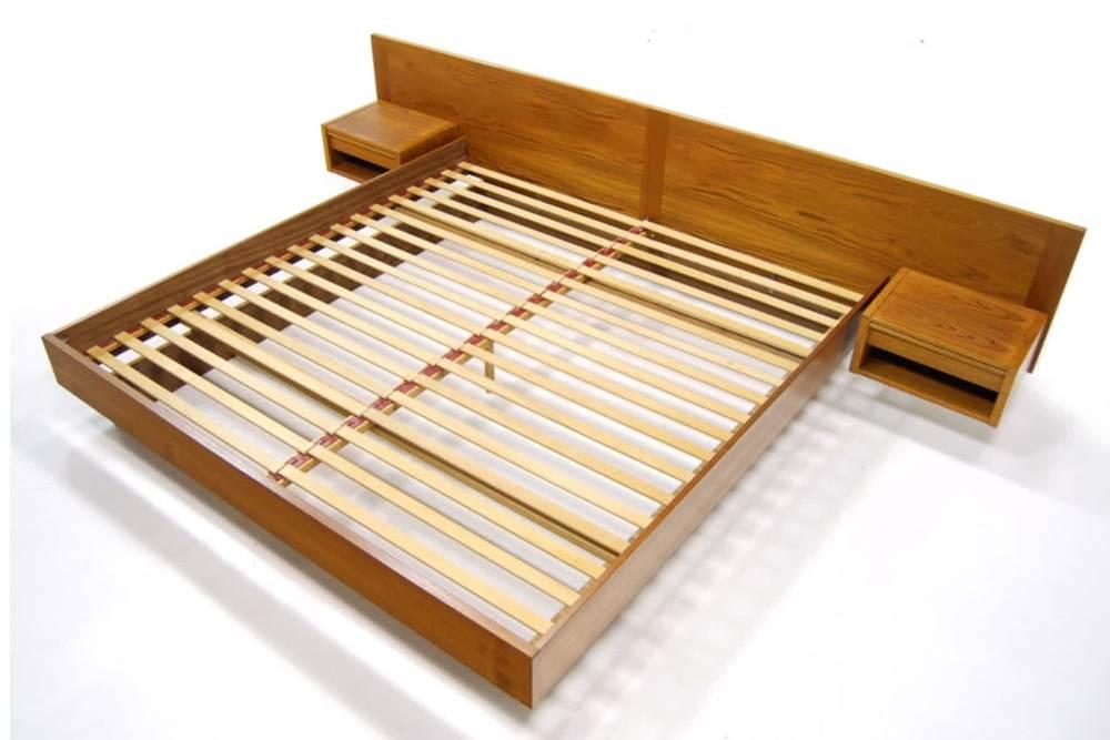 Modern Bed Frame Plans