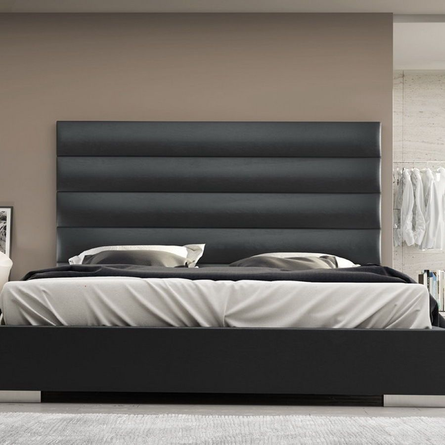 Modern California King Bed Frame