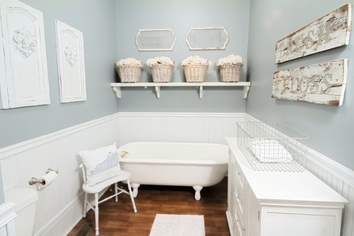 Modern Farmhouse Bathroom Ideas