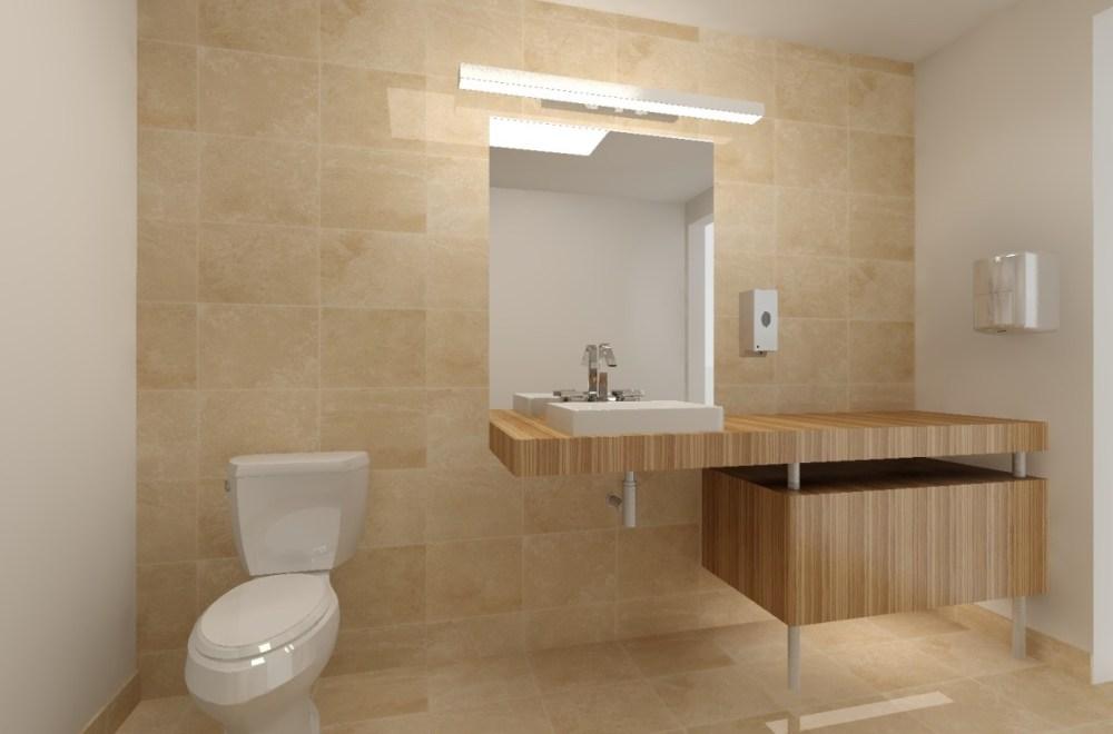 Modern Office Bathroom Ideas