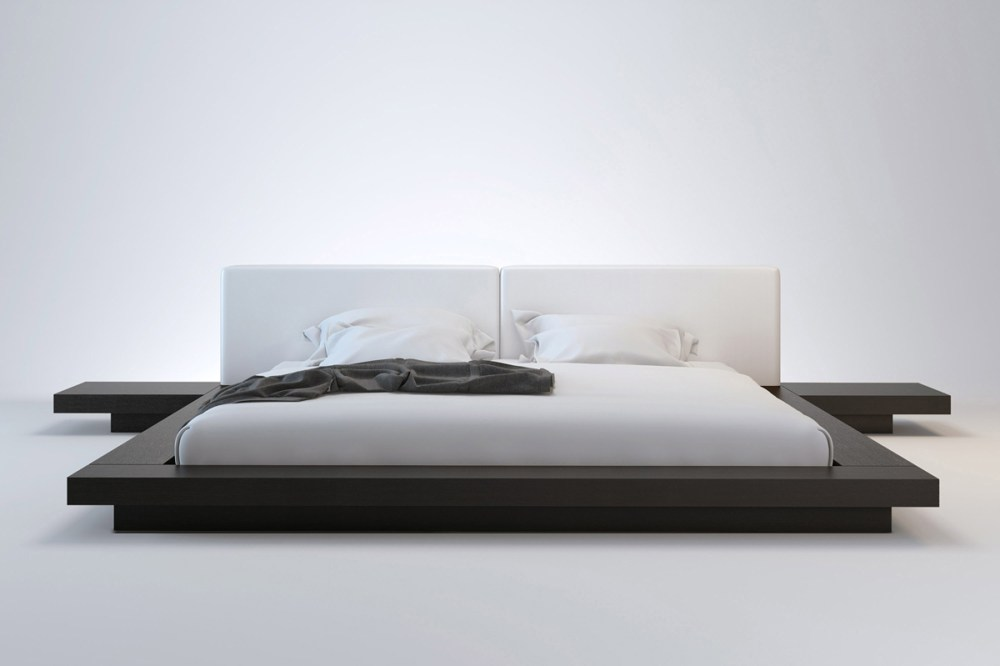Modern Platform Bed Frame