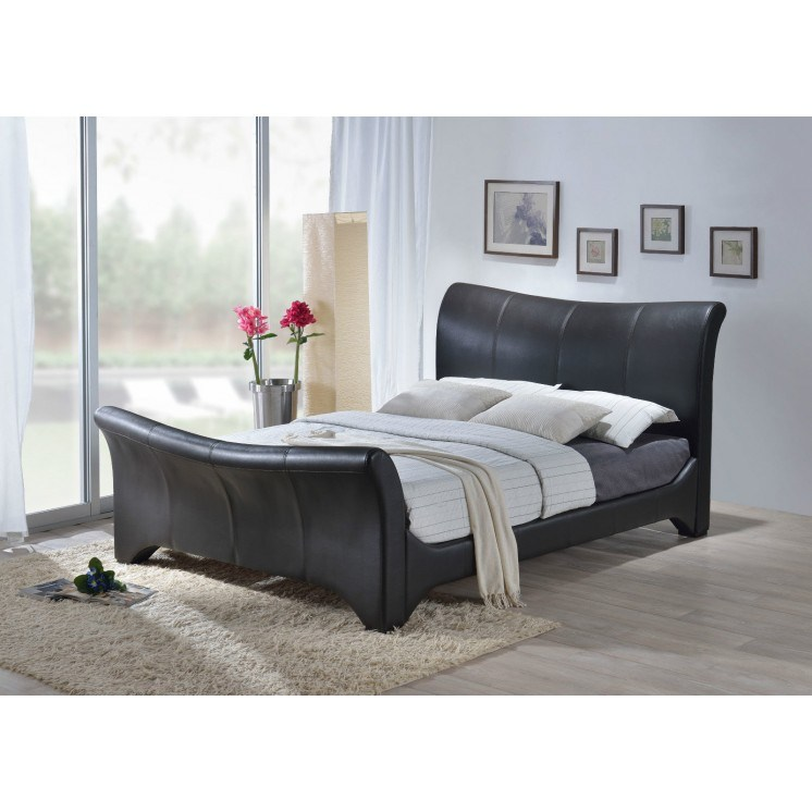 Modern Super King Bed Frame