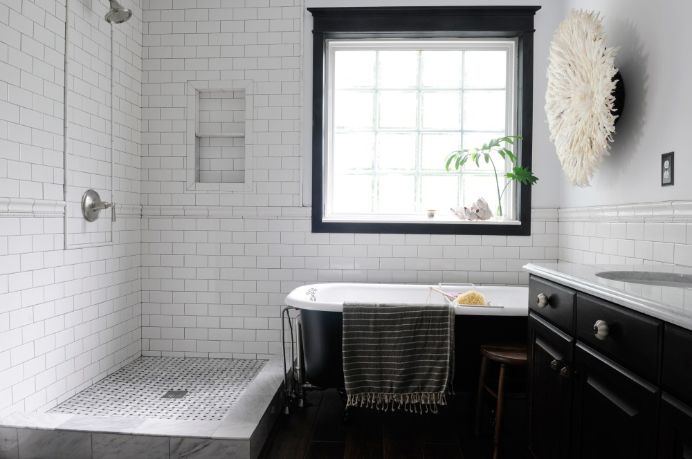Modern Vintage Bathroom Ideas