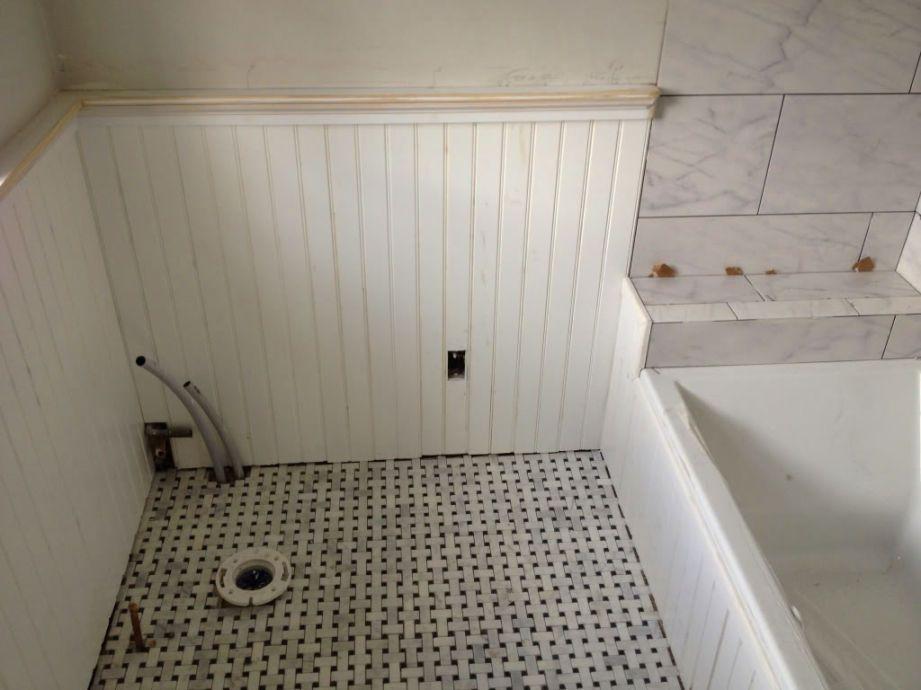 Mosaic Bathroom Floor Tiles Ideas